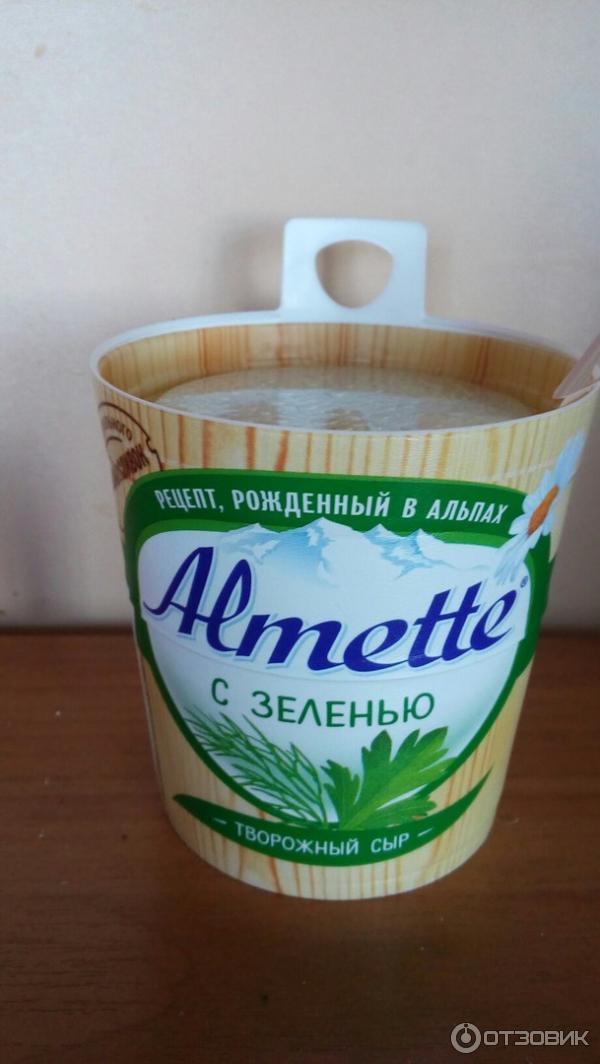 Как в домашних условиях приготовить сыр альметте 402