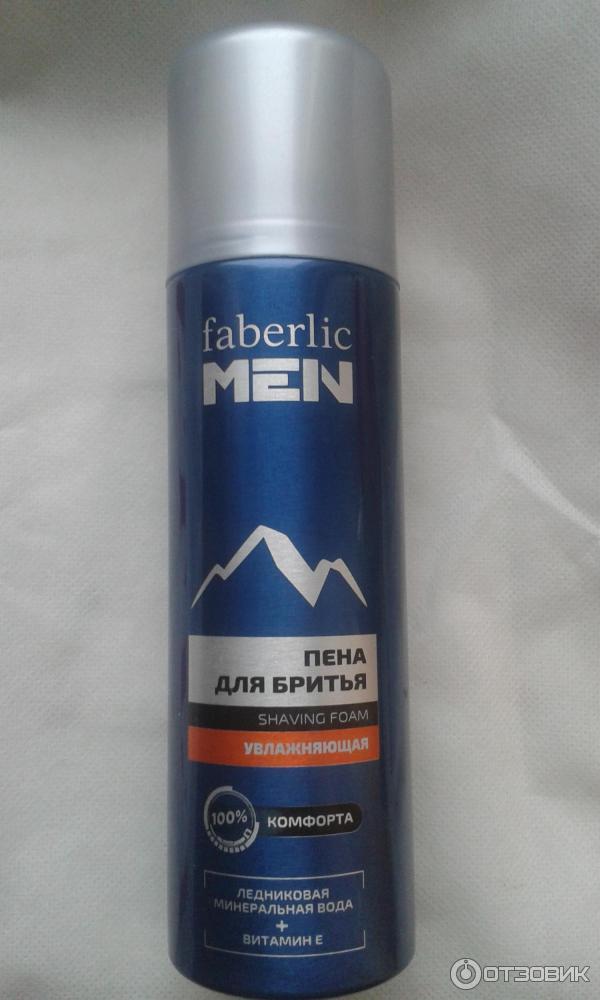Пена для бритья в качестве смазки для члена