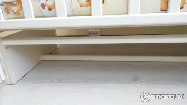 Детская кроватка алита схема сборки