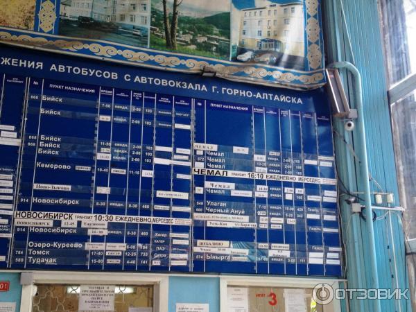 Расписание автобусов горно-алтайск — бийск.: список вокзалов, цены на билеты.