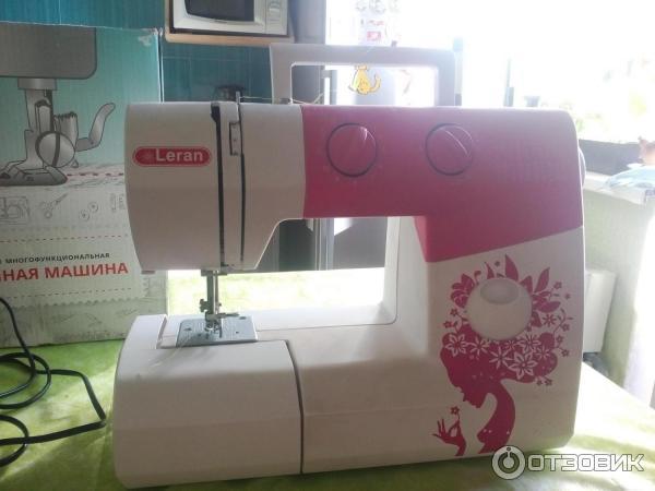 Ручная швейная машинка по коже - МозгоЧины