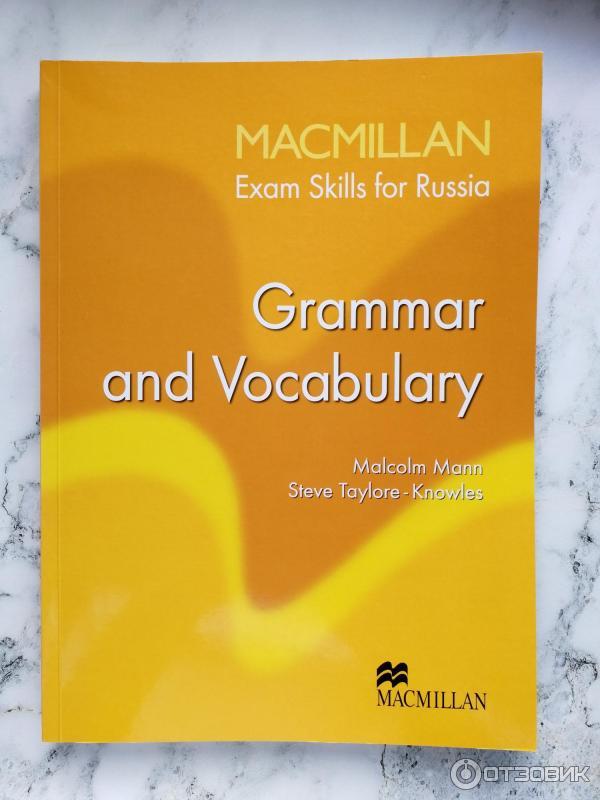 Гдз по grammar and vocabulary malcolm mann