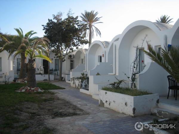 тунис остров джерба отели 3 звезды менинкс