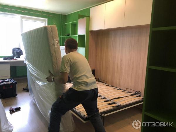 Отзывы о компании «московская мебельная фабрика» всего: 8.