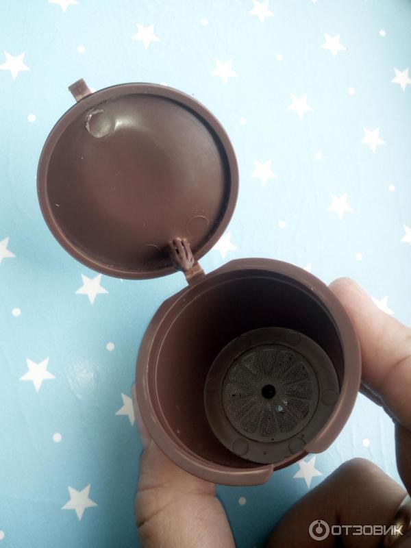 Многоразовые капсулы для кофемашины dolce gusto своими руками 42