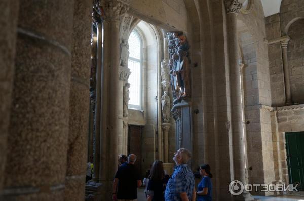 Собор Святого Иакова (Испания, Сантьяго-де-Компостела) фото