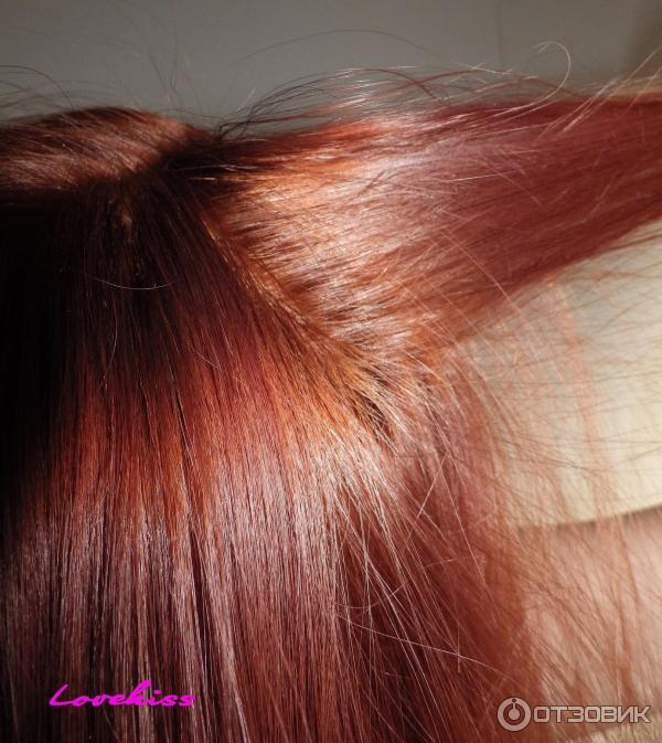 Окрашивание волос после использования хны фото