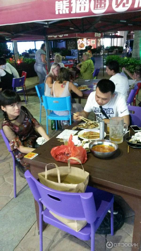 Дадунхай площадь еды фото