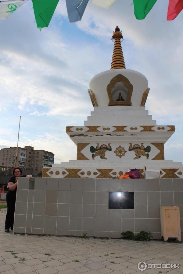 буддийская ступа ак довурак фото разбиты категории