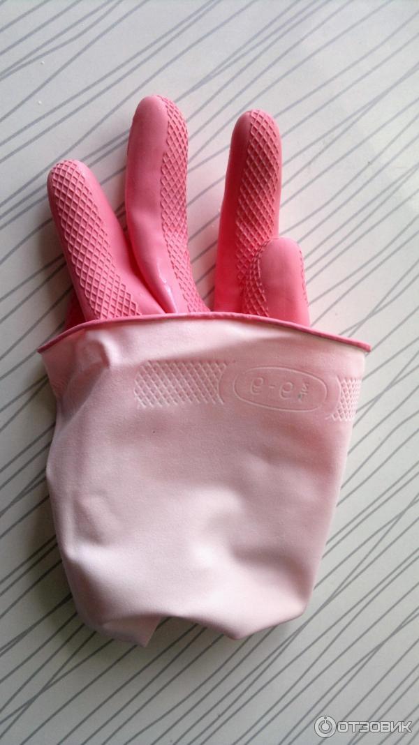 Перчатки внутри влагалища — pic 4
