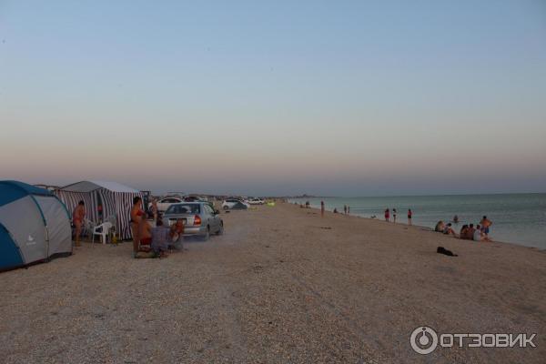 кемпинг азовское море россия фотоотчет всего это