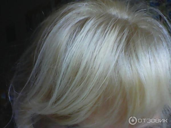 гарньер краска белое солнце фото