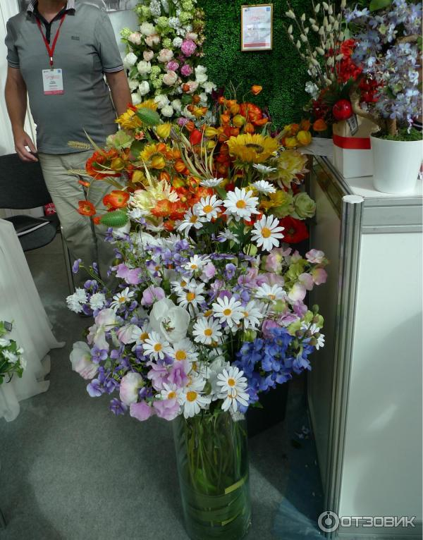Магазин цветов на ввц