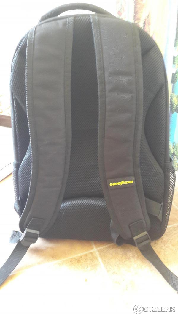 654ec3f01ea2 Отзыв о Рюкзак Goodyear | Вместительный,качественный