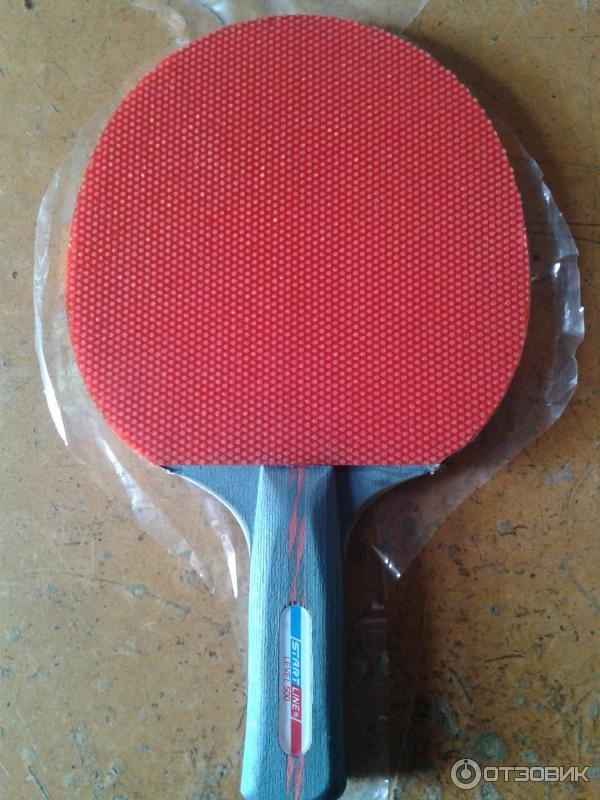 Отзыв о Ракетка для настольного тенниса Start Line Level 500  5809cf3ca7c12