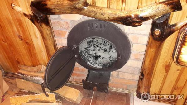 Банная печь КАЗАЧКА 18ПСН фото
