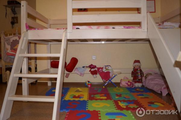 отзыв о детская кровать мебель град соня достойное спальное
