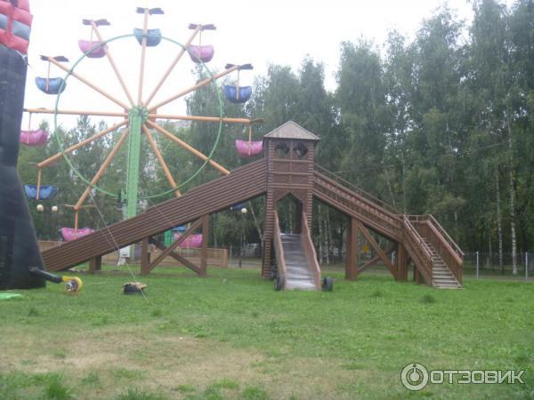 Ярославль парк культуры и отдыха фото