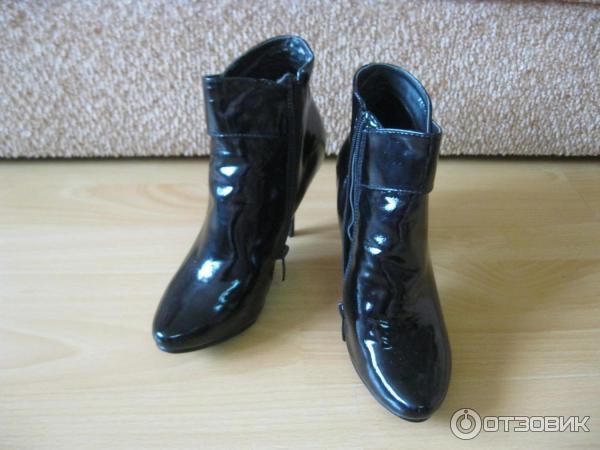 5fb5fcc605b0 Отзыв о Ботильоны женские Днепропетровская обувная фабрика ...