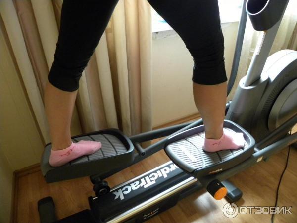 Как похудеть с помощь велотренажера