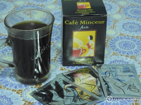 кофе минсер для похудения отзывы
