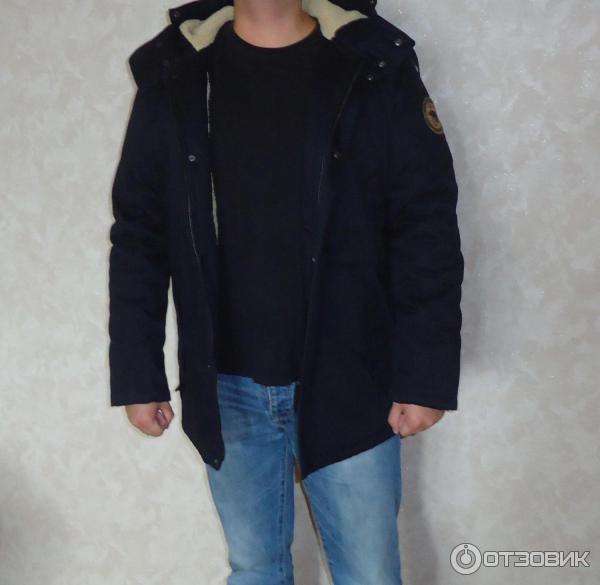 a995b1af5f7 Отзыв о Куртка мужская Zolla