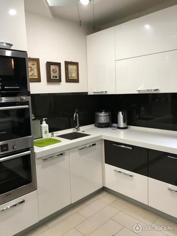 Кухонные гарнитуры в мир зеркал угловой модуль на кухню схема
