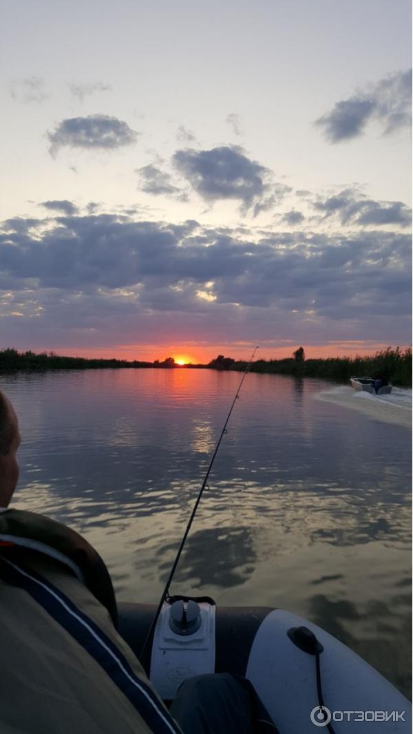 Рыбалка дикарем в астраханской области