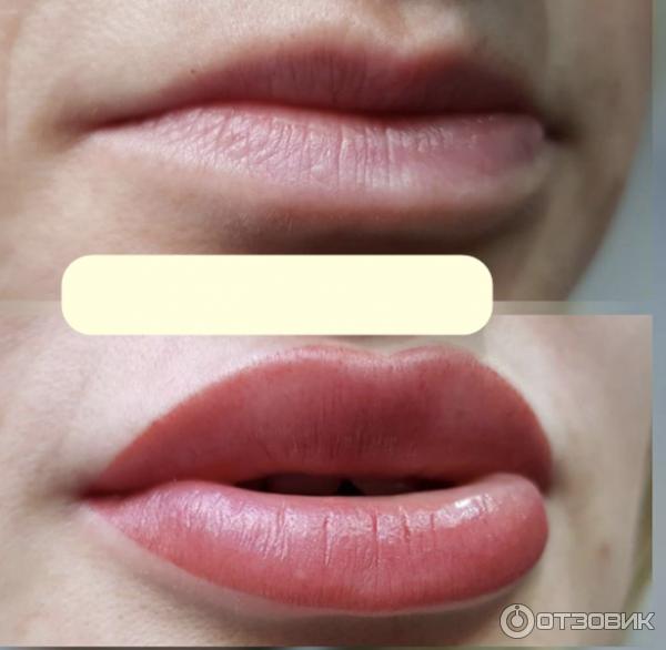 ещё микроблейдинг губ фото до и после наверх