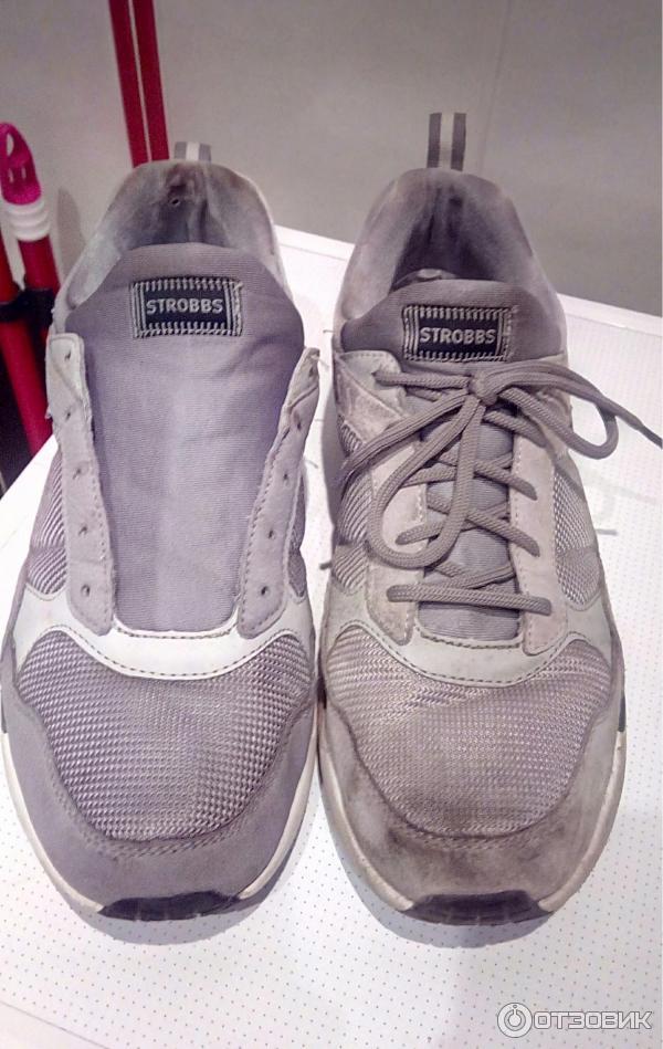 95ac178a Отзыв о Шампунь Bama Sneaker Clean для спортивной обуви | Чистим ...
