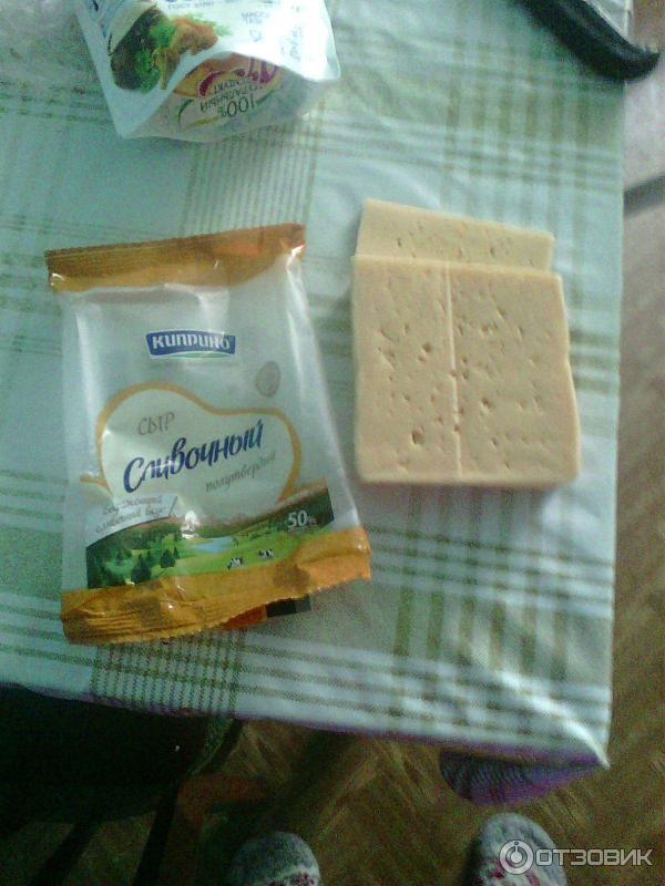 Сыр киприно сливочный фото