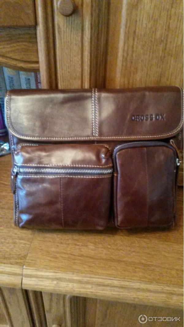 652085387159 Здравствуйте, представляю наглядный оброз, заказанной в Китае мужской  кожаной сумки для повседневной носки.