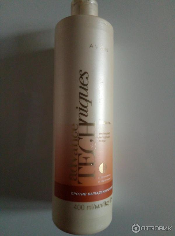 шампунь против выпадения волос avon