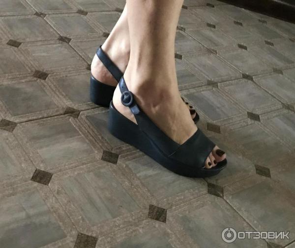 f953f5c4 Отзыв о Обувь женская Hogl | Оооочень удобная классика на каблуке ...