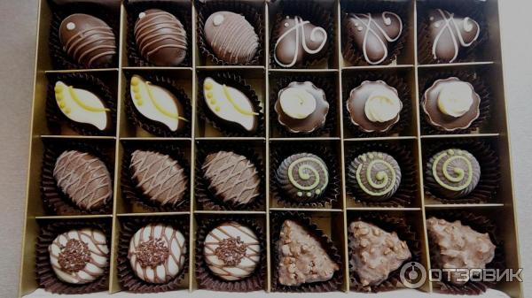 Имя, набор шоколадных конфет старинная открытка красный октябрь 85 гр
