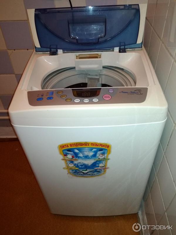 мной стиральная машина дэу воздушно пузырьковая фото правильно выбрать как