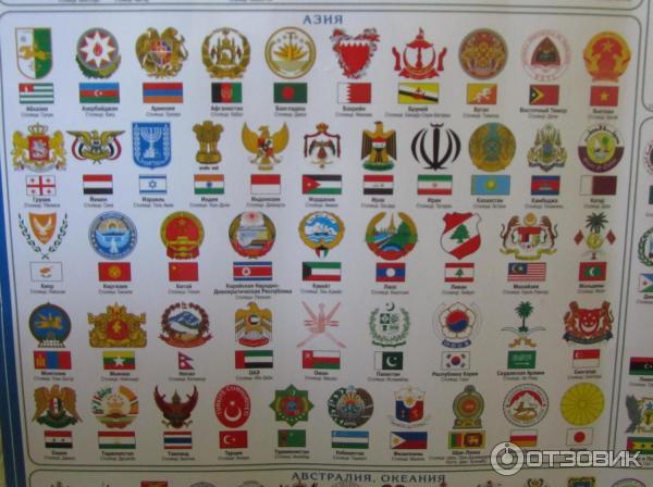 как они фото гербов разных стран с названиями церковь