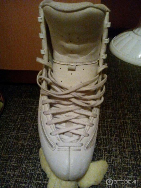 9292e4e4 Отзыв о Фигурные ботинки Edea Ice fly   Очень удобные ботинки ...