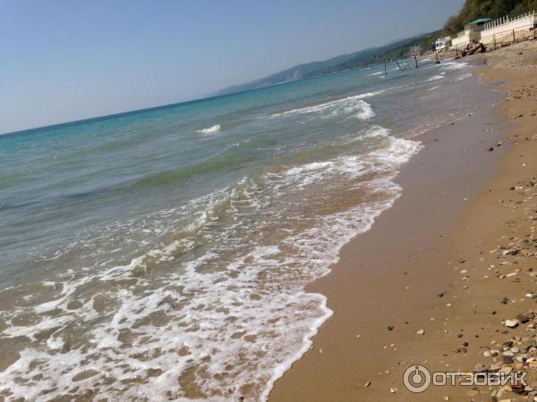 Пляжи парковое крым фото