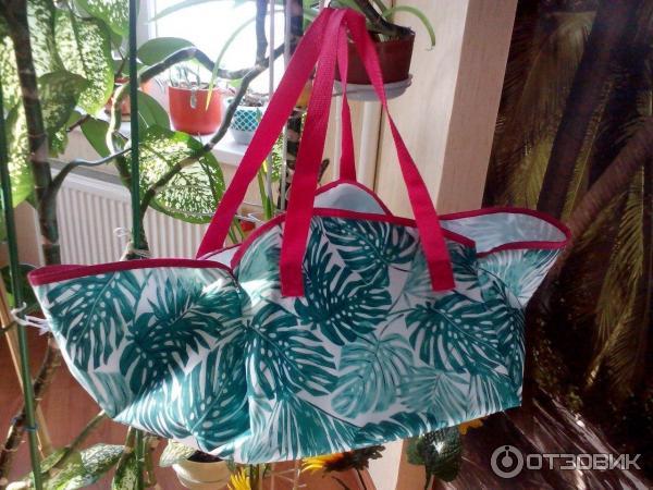 пляжная сумка из avon