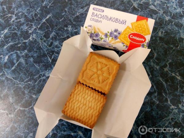 Печенье васильковый слодыч отзывы