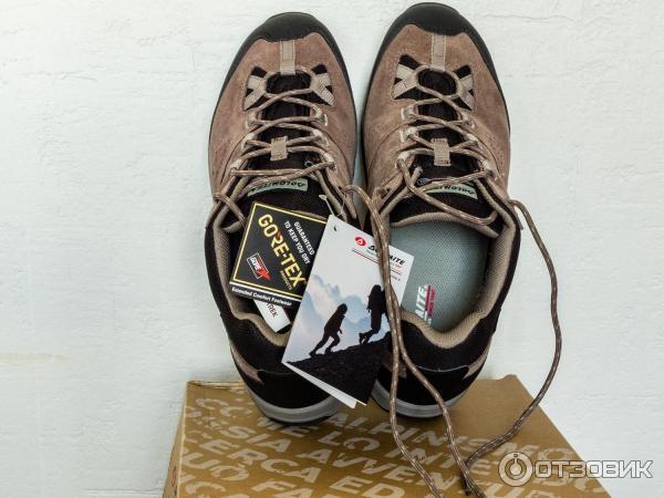 6cb82bd96a5ec Отзыв о Треккинговые ботинки Dolomite Kendal Low GTX