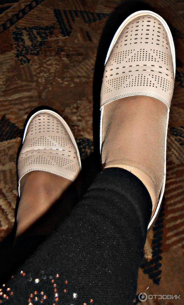 02972f341 Отзыв о Балетки женские Вера | Мой*«41»*чувствует*себя*в*этой*обуви ...
