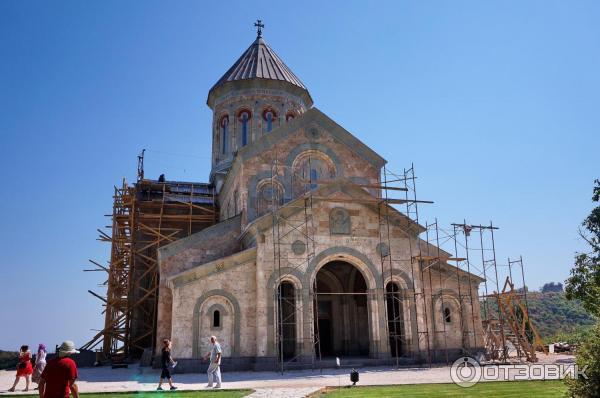 Монастырь Святой Нины (Грузия, Бодбе) фото