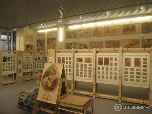 Музей русской открытки киров