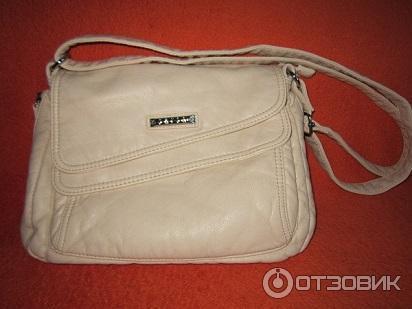 1877cb7c20e7 Отзыв о Женская сумка Sarsa | отличный летний вариант