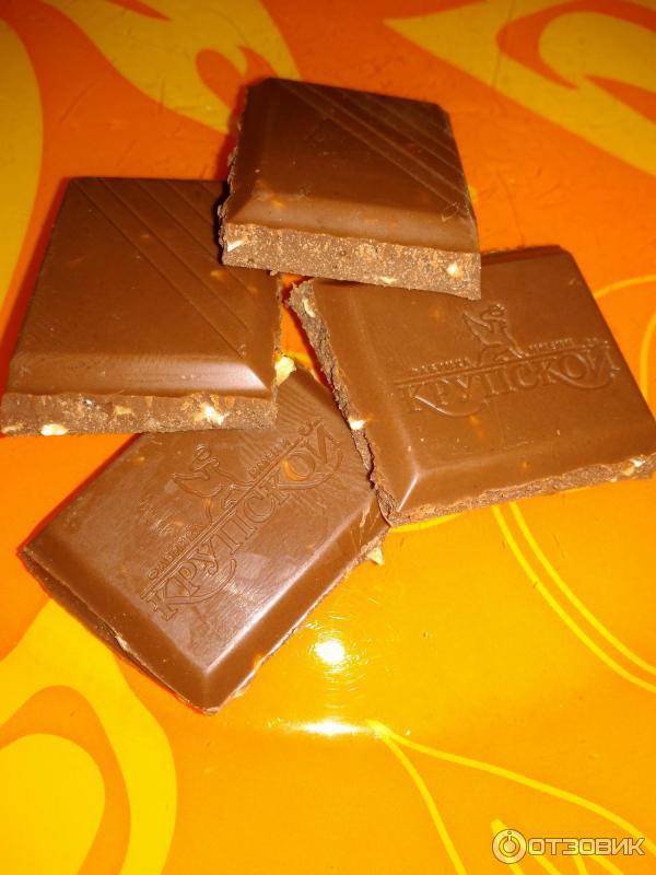 Шоколад тройка фото