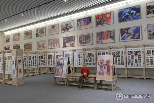 Музей русской открытки, лица