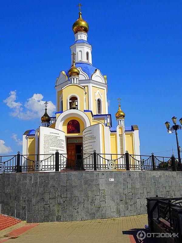 Белгород достопримечательности фото с описанием