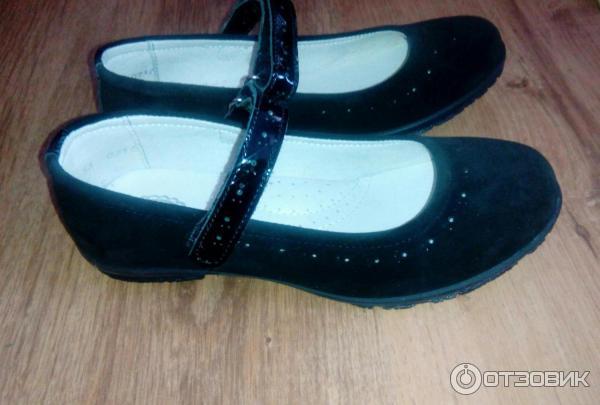 350ba236c Отзыв о Туфли дошкольно-школьные